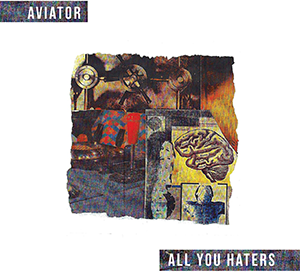 Aviator 'All you Haters' - Viper DL138