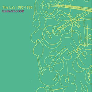 The La's Breakloose - Viper LP/DL140