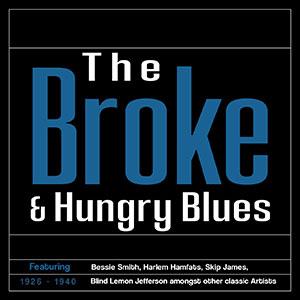 'Broke & Hungry' Blues 1926 - 1940 - Viper DL144